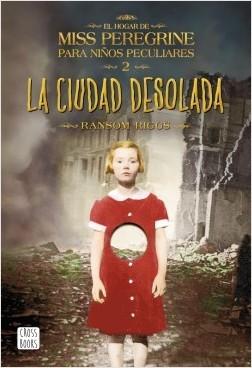 Resultado de imagen para miss peregrine y los niños peculiares libro