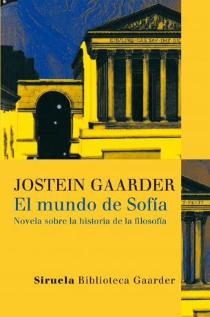 EL MUNDO DE SOFÍA. Novela sobre la historia de la filosofía