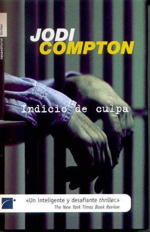 libro 1274785738 - Indicio de culpa - Jodi Compton