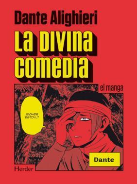 LA DIVINA COMEDIA el manga