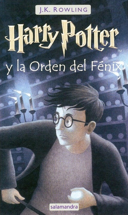 HARRY POTTER Y LA �RDEN DEL F�NIX