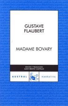 madame bovary gustave flaubert sinopsis libro