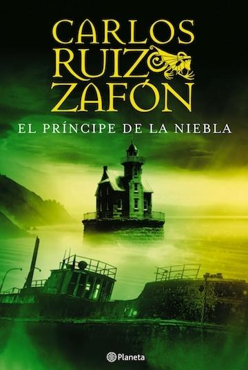 EL PRINCIPE DE LA NIEBLA - RUIZ ZAFÓN CARLOS - Sinopsis