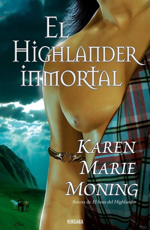 Resultado de imagen para karen marie moning saga highlander español
