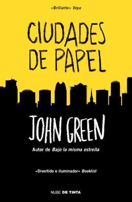 Resultado de imagen para ciudades de papel john green