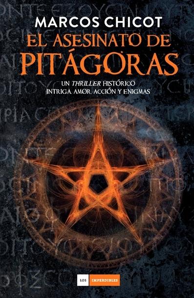 Image result for El asesinato de Pitágoras, de Marcos Chicot