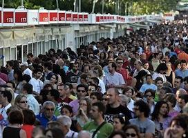 Finaliza la Feria del libro de Madrid con un aumento de ventas del 6,1%