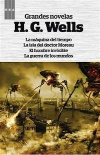Las 'Grandes Novelas' de H.G. Wells