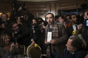 Jérôme Ferrari Premio Goncourt, Scholastique Mukasonga Premio Renaudot