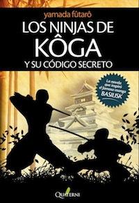 En Quelibroleo estamos leyendo 'Los Ninjas de Koga y su código secreto' de Yamada Futaro