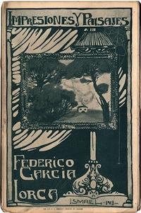 """""""Impresiones y Paisajes"""" de Lorca, vendido en Londres por 9.380 euros"""