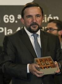 Sergio Vila-Sanjuán, Premio Nadal con 'Estaba en el aire'