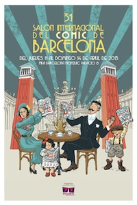 Barcelona, capital del cómic