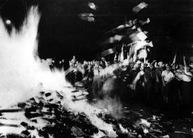 Ochenta años de la quema nazi de libros
