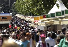La Feria del Libro cierra con una subida de ventas del 9,3 por ciento