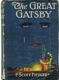 """Subastada en Nueva York una primera edición de """"El Gran Gatsby"""" de Fitzgerald"""
