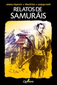 En Quelibroleo estamos leyendo 'Relatos de samuráis'