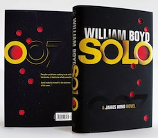 'Solo', la nueva novela de James Bond