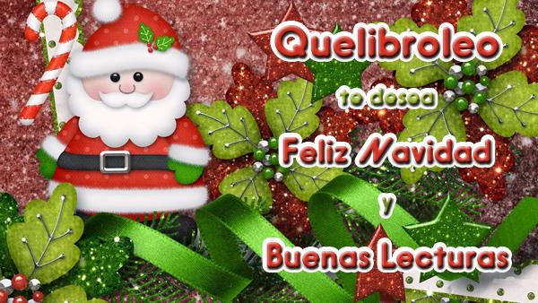 Quelibroleo les desea Feliz Navidad y próspero año 2014