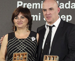 Carmen Amoraga gana el 70º premio Nadal de novela
