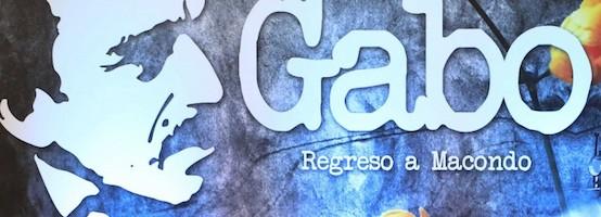 Arataca (Macondo) homenajea a Gabriel García Márquez