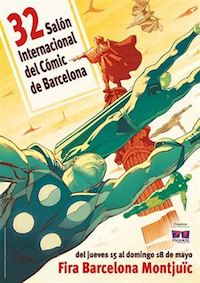 La guerra, protagonista del 32º Salón Internacional del Cómic de Barcelona