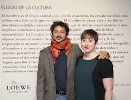 Antonio Lucas y Elena Medel recogen el XXVI Premio Loewe de Poesía