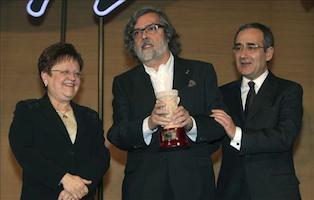 """Ramón Pernas gana el Premio Azorín de Novela por """"Paradiso"""""""