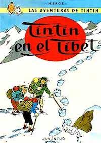 Una ilustración de 'Tintín en el Tíbet', vendida por 289.500 euros