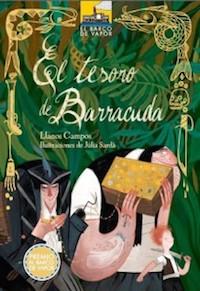 'El tesoro de Barracuda', Premio El Barco de Vapor 2014