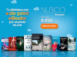 Descubre Nubico, más de 5.000 eBooks por el precio de uno