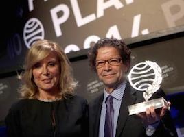 El mexicano Jorge Zepeda gana el 63er Premio Planeta