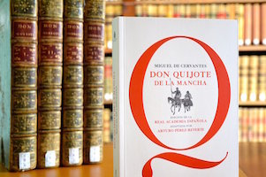 "Un ""Quijote"" escolar adaptado por Pérez-Reverte"