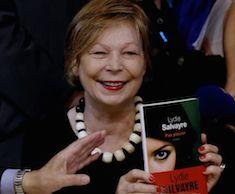 Lydie Salvayre, Premio Goncourt 2014 con una historia sobre la Guerra Civil española