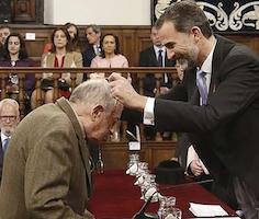 """Goytisolo: """"Los contaminados por Cervantes no nos resignamos a la injusticia"""""""