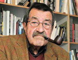 """""""Sobre lo finito"""", el adiós melancólico de Günter Grass"""