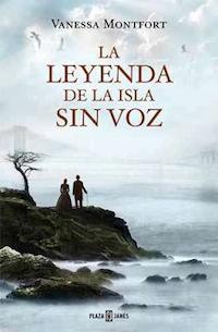 Vanessa Montfort, premio de Novela Histórica Ciudad de Zaragoza por 'La leyenda de la isla sin voz'