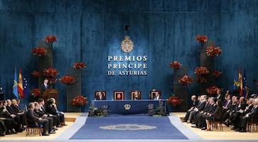 Murakami, Ford y McEwan, los favoritos al Premio Princesa de Asturias de las Letras