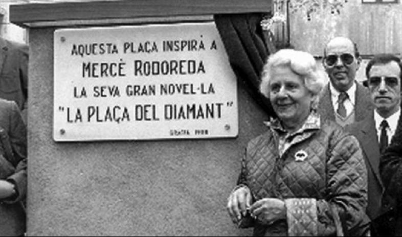 La plaça del Diamant (La Plaza del Diamante, 1962)