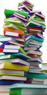 Regalamos más de 70 libros