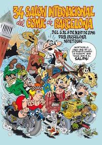 Ibáñez y Miller, las figuras del salón del cómic de Barcelona