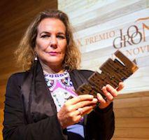 Paula Izquierdo, Premio Logroño de Novela por 'El callejón de los silencios'