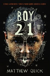 En Quelibroleo estamos leyendo 'Boy 21'