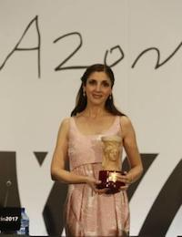 Espido Freire gana el Premio Azorín de novela con 'Llamadme Alejandra'