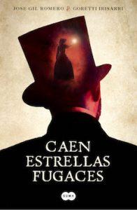 En Quelibroleo estamos leyendo 'Caen estrellas fugaces'