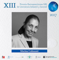Marina Colasanti, XIII Premio SM de Literatura Infantil y Juvenil