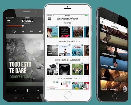 Storytel, miles de audiolibros para escuchar en tu móvil