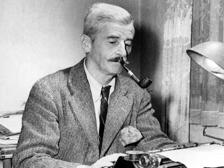 8 consejos de William Faulkner para jóvenes escritores