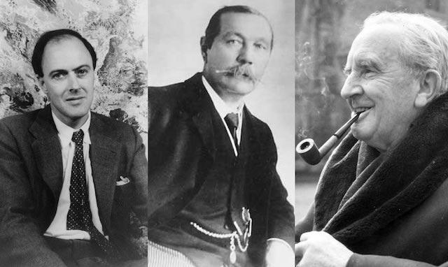 Tres obras inesperadas de autores célebres